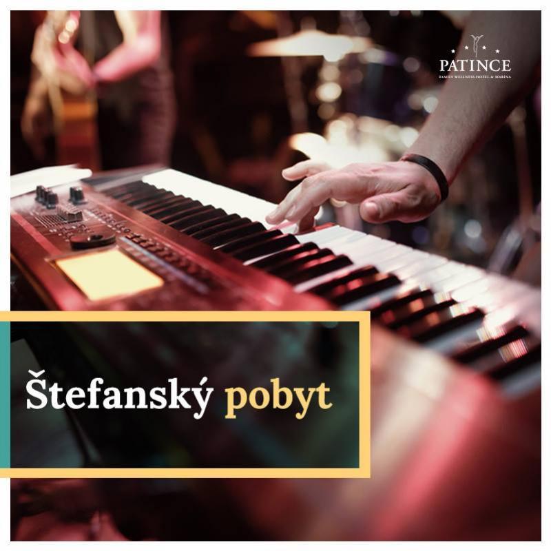 štefanský pobyt - wellness hotel patince****