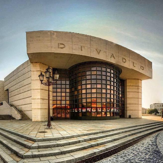 Divadlo Andreja Bagara (DAB) v Nitre