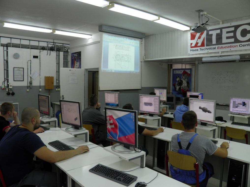 prax SSO� polytechnick� DSA, Nitra