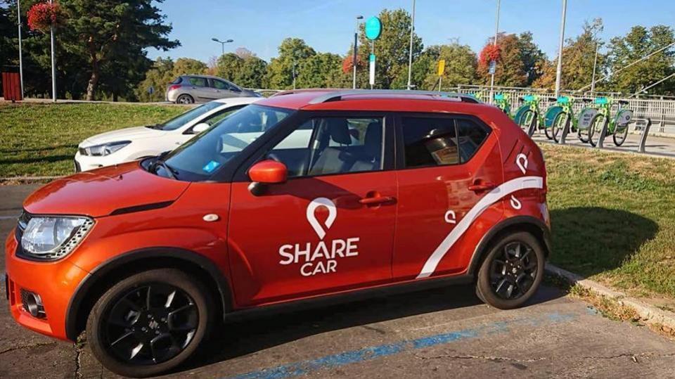 Share Car v Nitre využíva stále viac ľudí