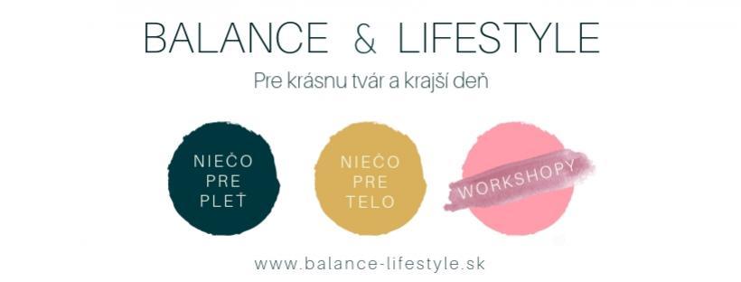 balance & lifestyle skrᚾovacie �t�dio - nie�o pre ple� nie�o pre telo