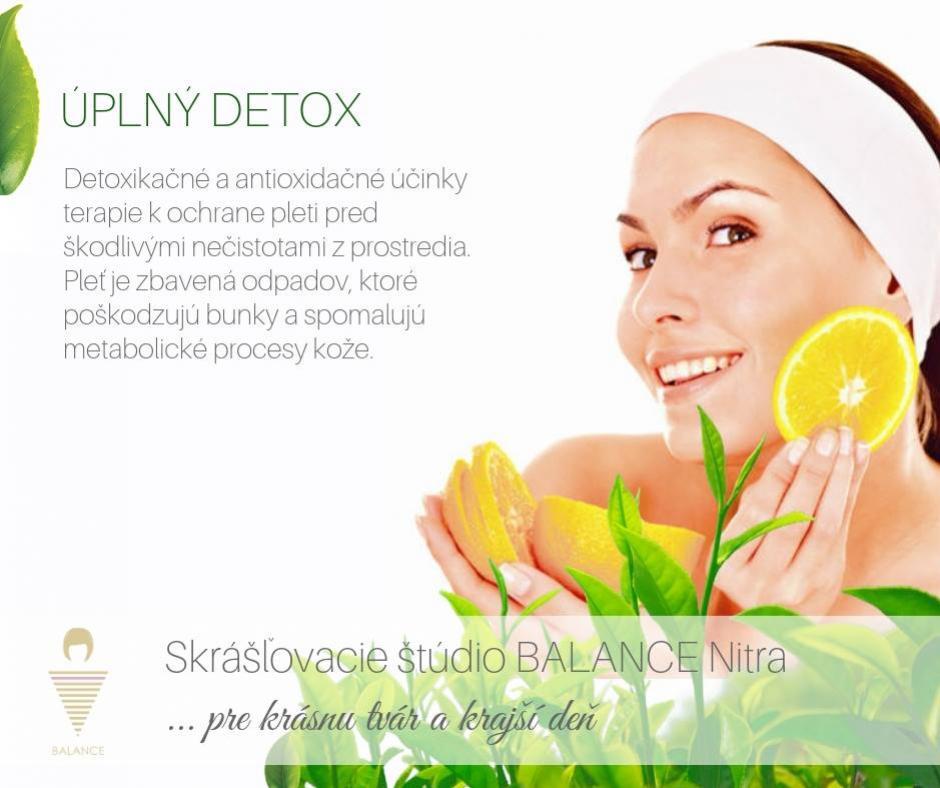 �plny detox - balance & lifestyle nitra