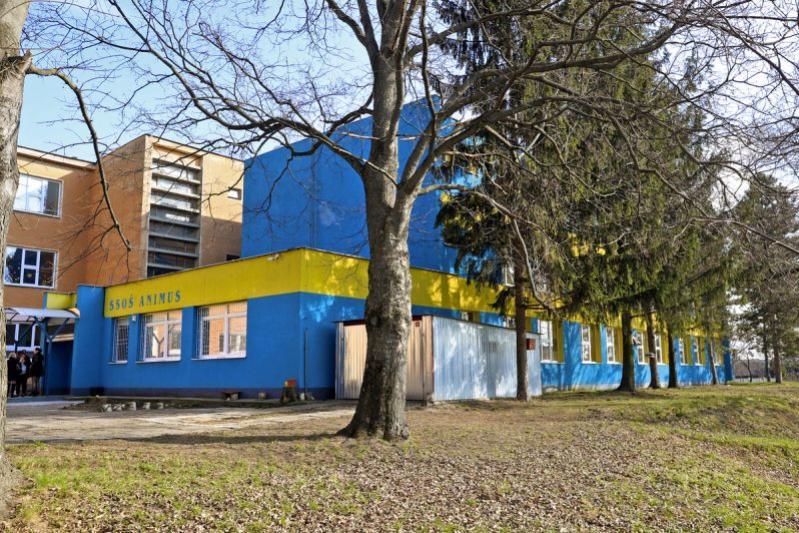 Stredná súkromná odborná škola - Animus