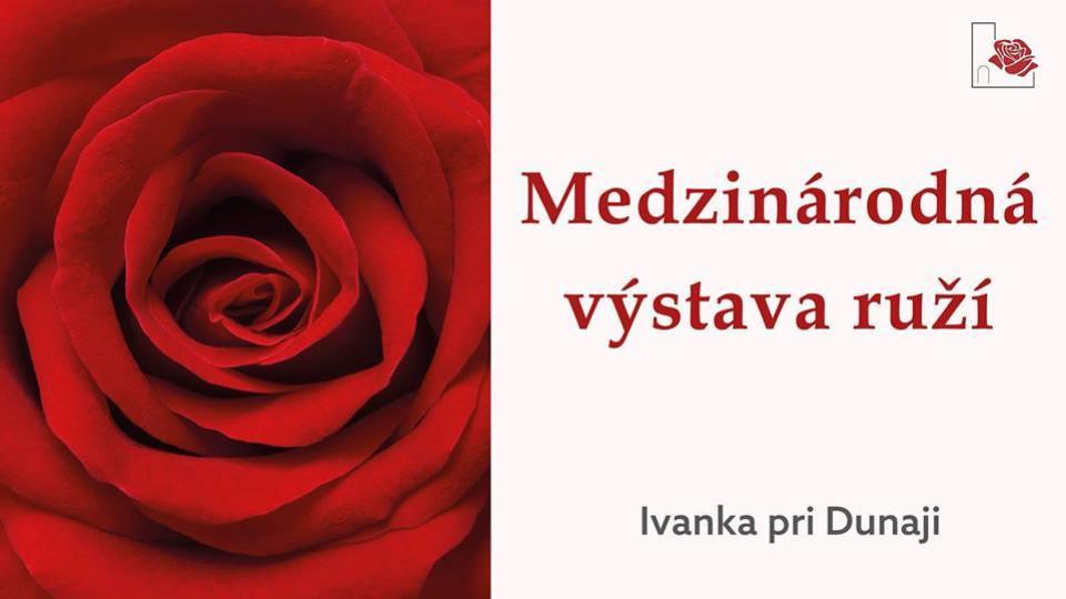 Medzinárodná výstava ruží 2019