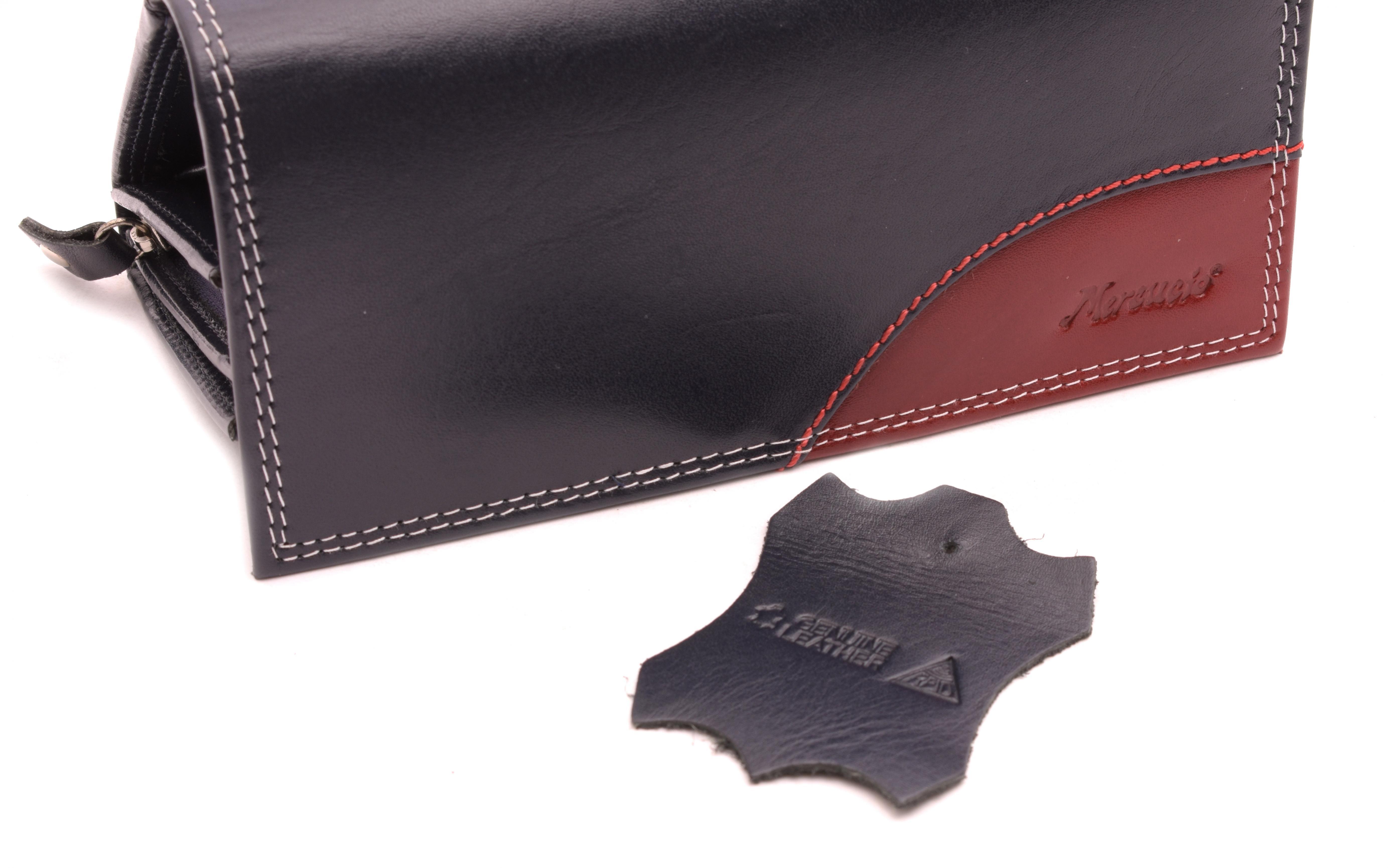 Mercucio- kožené peňaženky RFID
