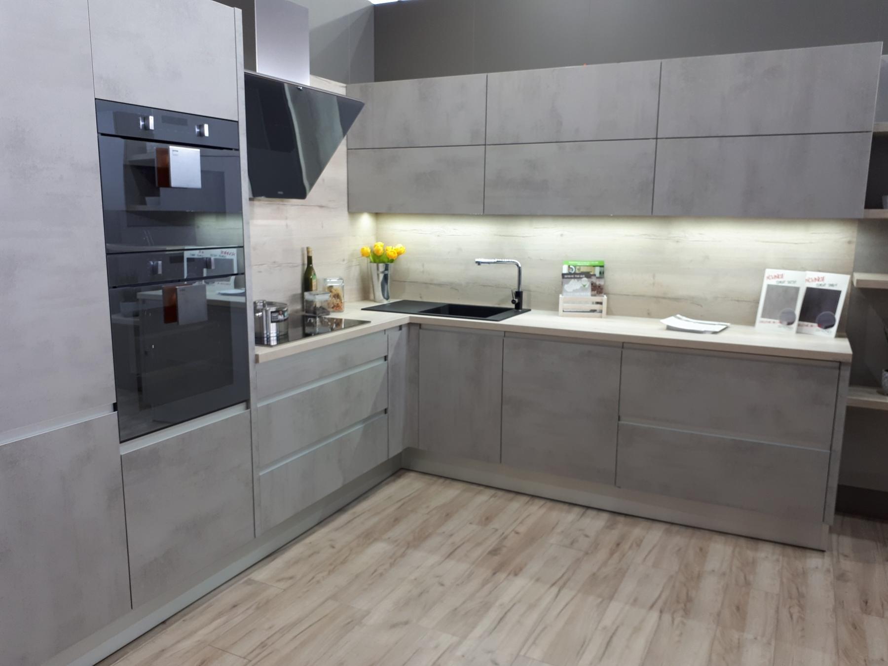 kuchynsk� linka cementova kuchyne Frozen Elektro nitra