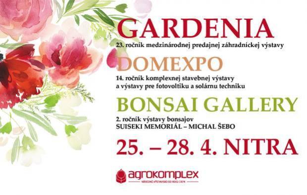 Gardenia 2019 nitra v�stava kvetov