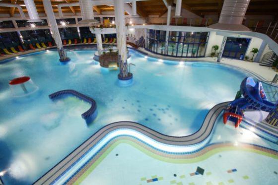 Wellness Hotel Patince**** bazénový svet zľava 50%
