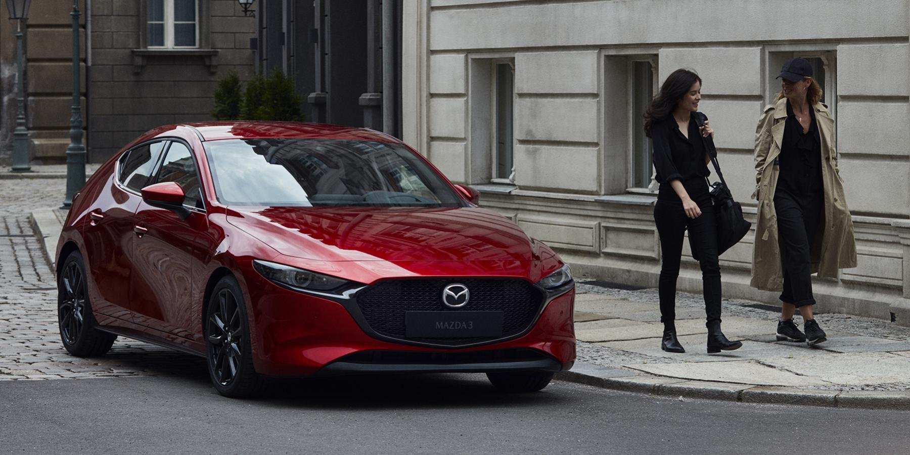Mazda 3 Novinka 2019 Mazda Nitra