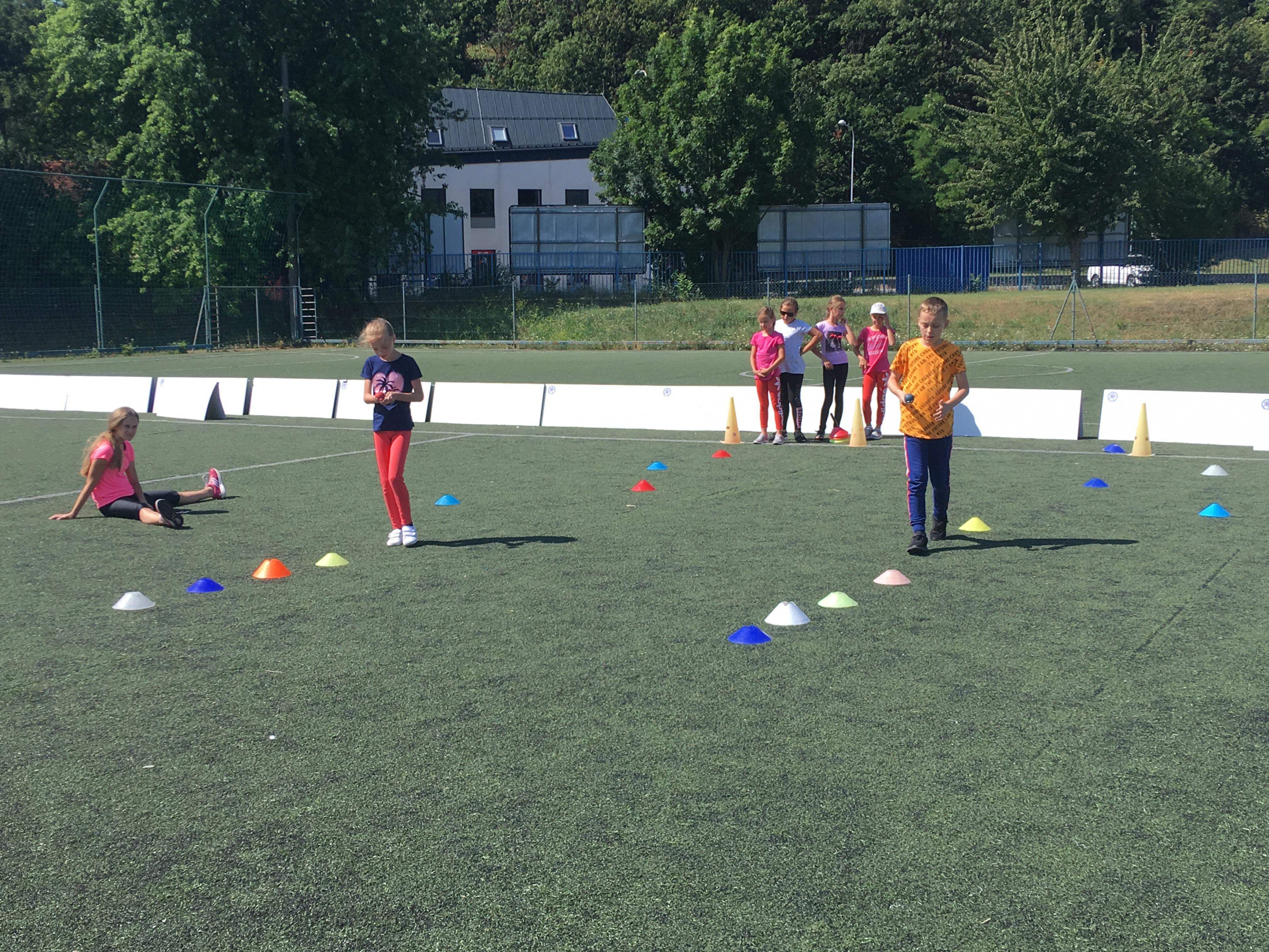 Letné tábory - liam school - sports