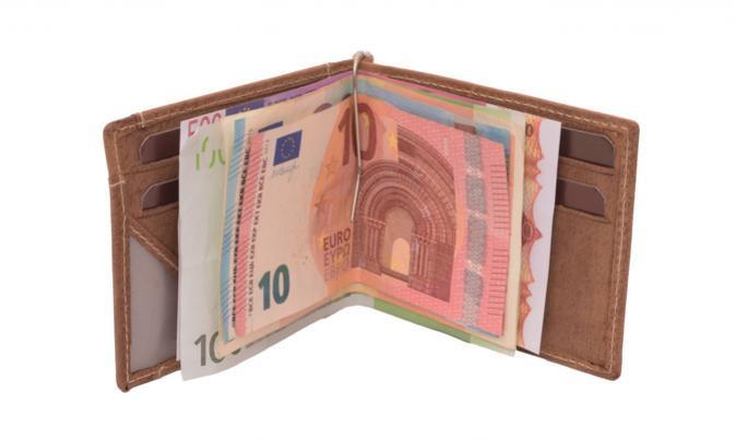 Mercucio kožená galantéria - pánsky sortiment dolárovky