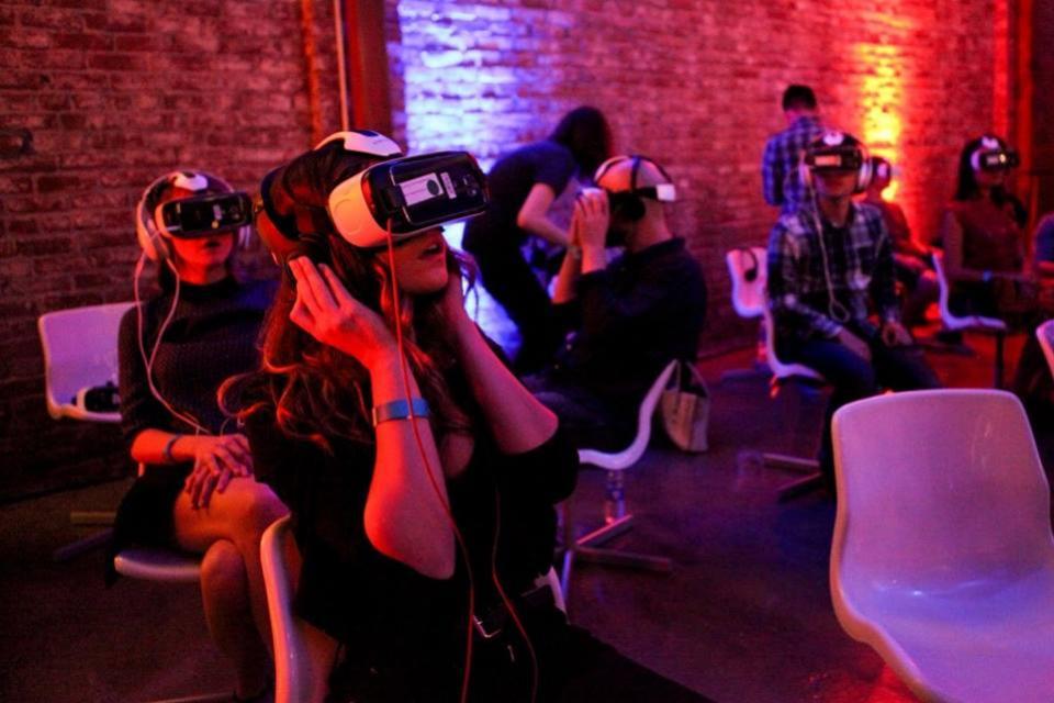 Virtuálna realita Nitra virtuálne dobrodružstvo hry