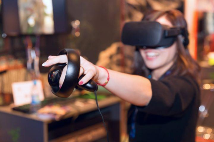 Virtuálna realita Nitra virtuálne dobrodružstvo adrenalín zábava voľný čas