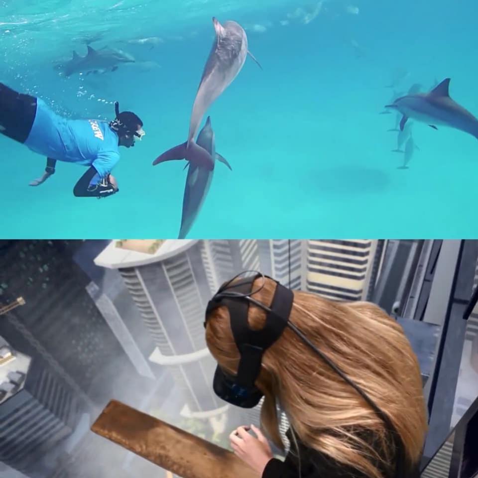 Virtuálna realita Nitra zábava adrenalín virtuálne zážitky voľný čas
