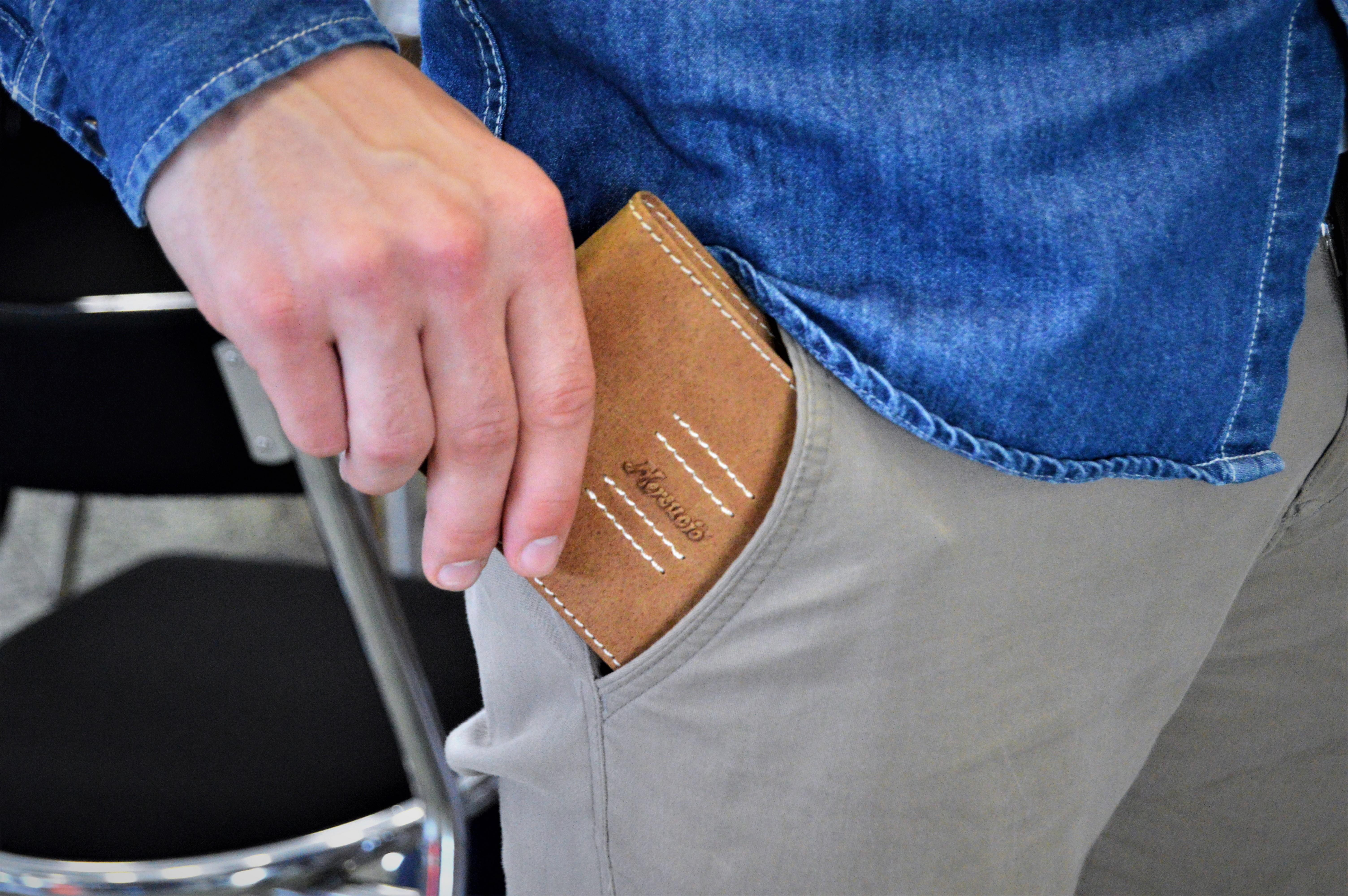 Mercucio- kožené peňaženky