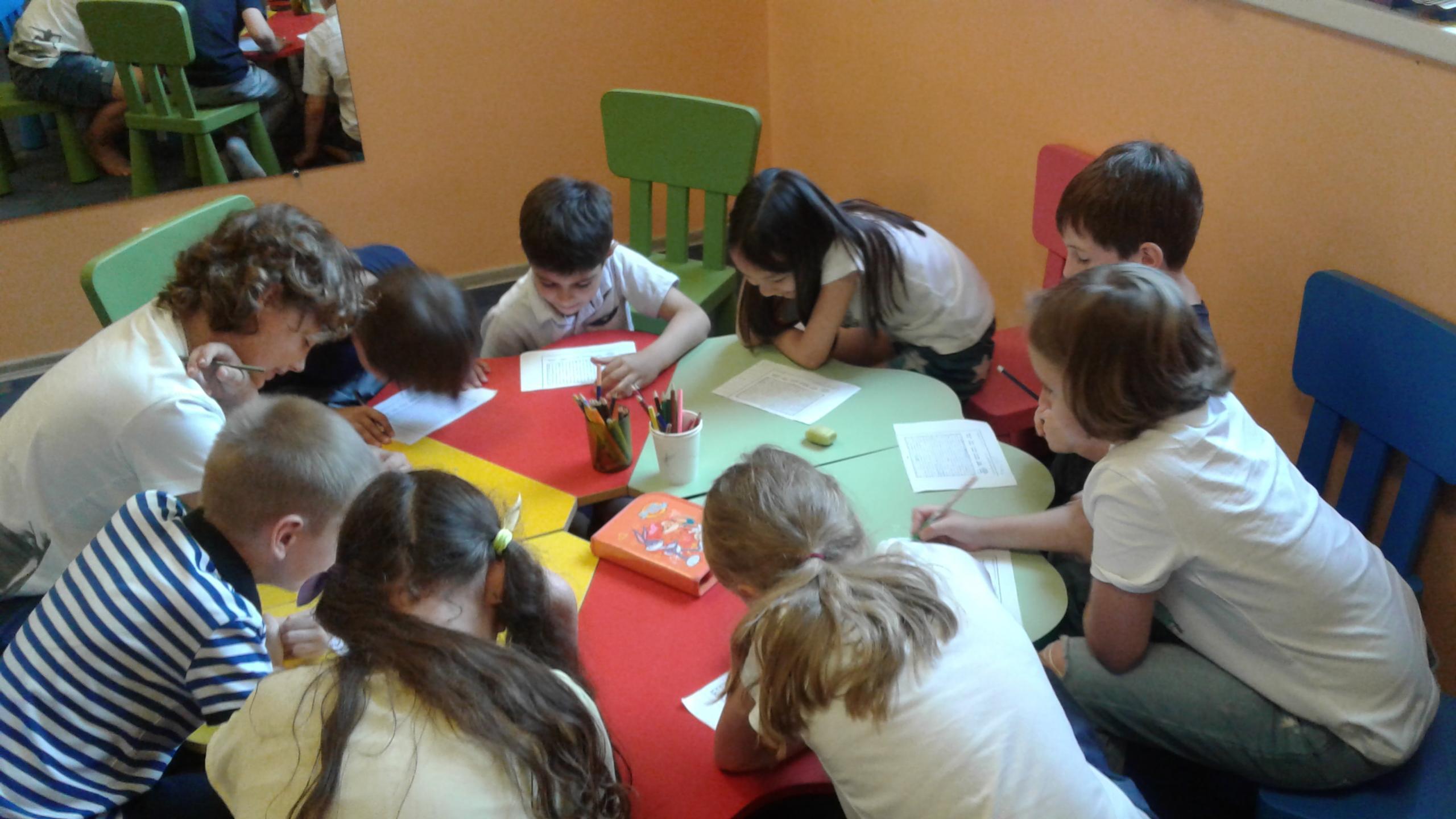 anglictina pre predskolakov nitra