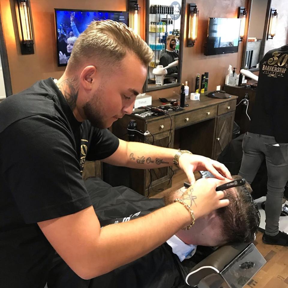 pansky strih klasik barber 30 nitra