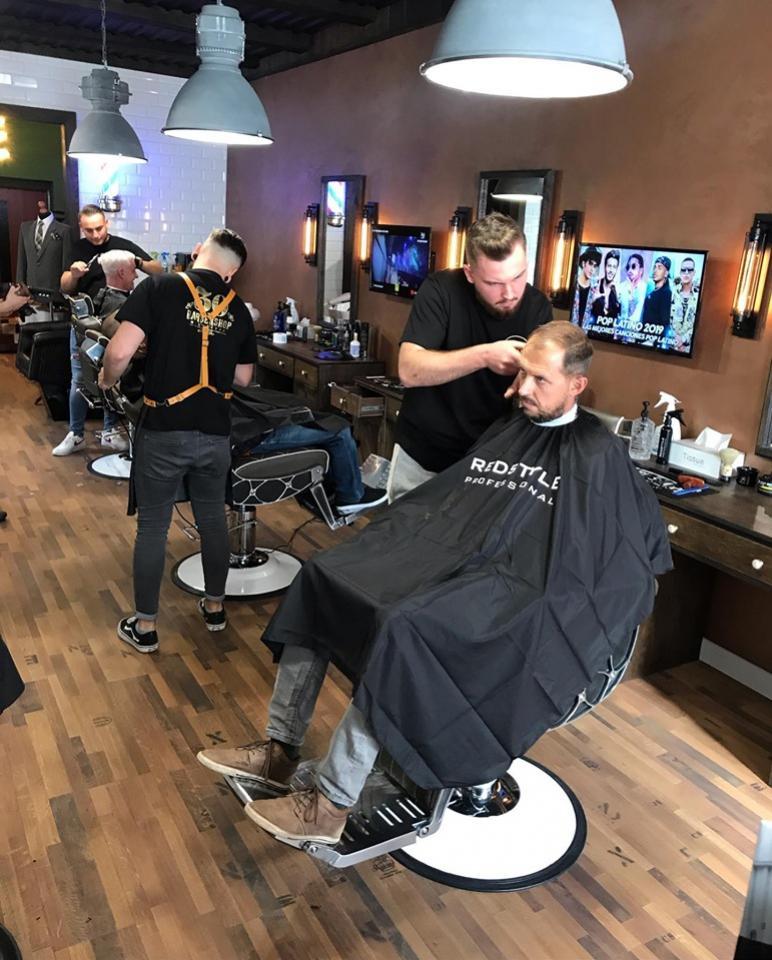 barbershop30 zarucena spokojnost