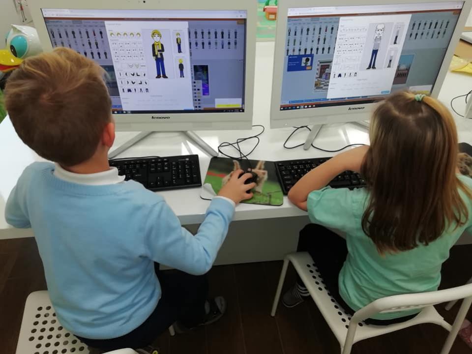 zakladna skola unes cielene rozvija digitalne zrucnosti ziakov