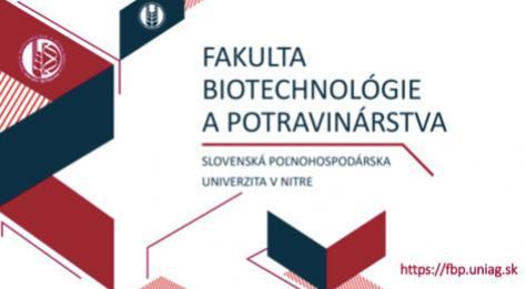 prezent�cia fakutly biotechnologie a potrevinarstva SPU