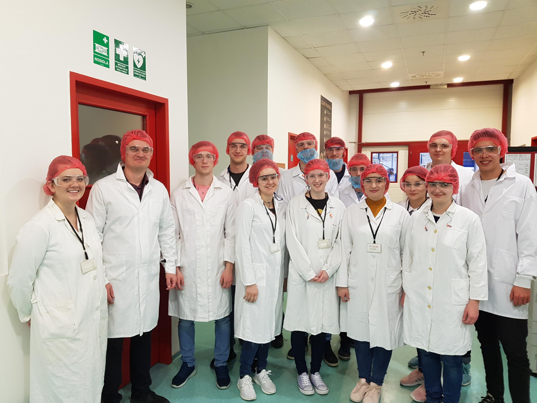 fakulta biotechnologie a potrevinarstva nitra