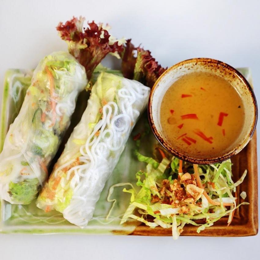 vietnamske jedlo v nitre
