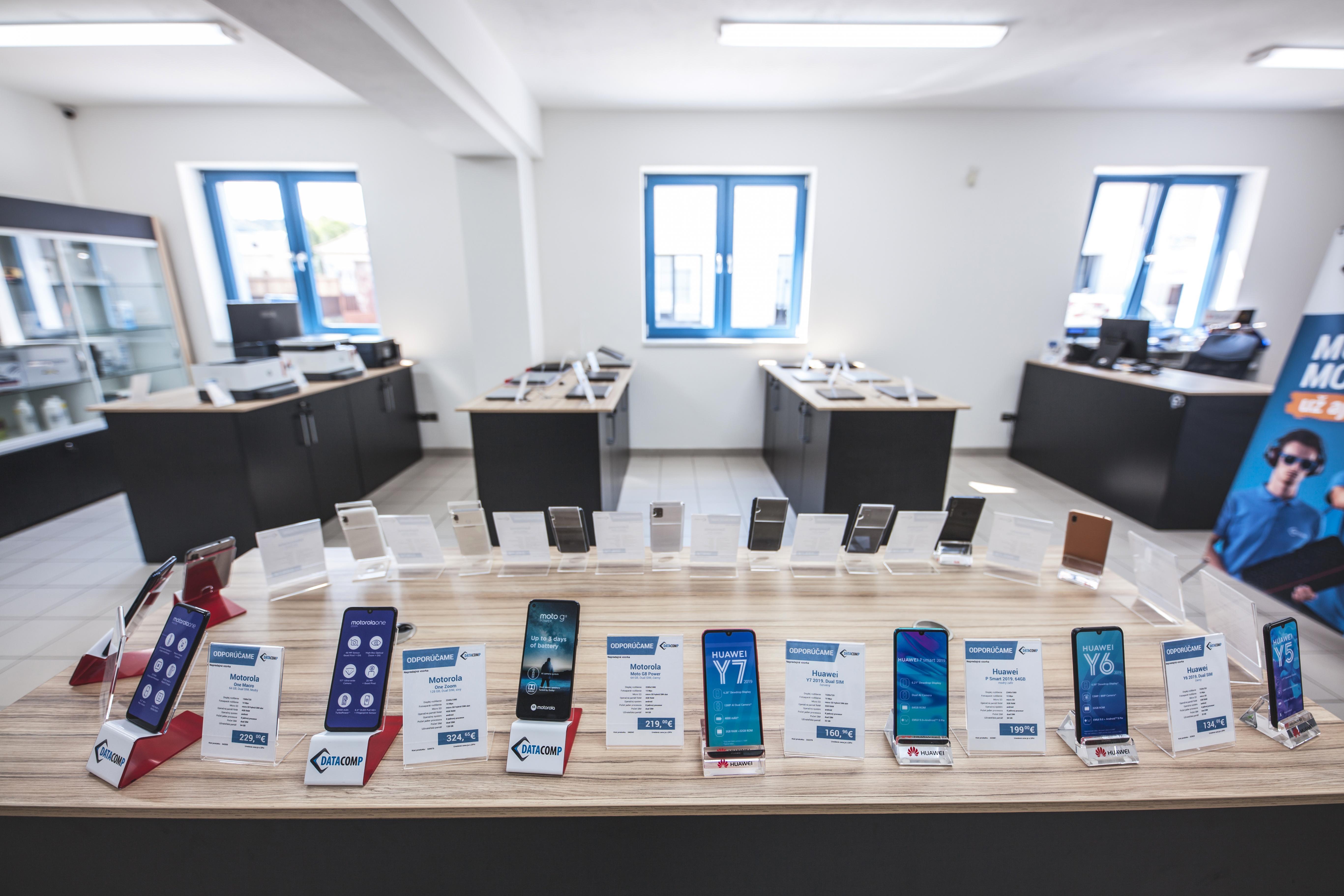nova predajna pocitacov a mobilnych telefonov nitra