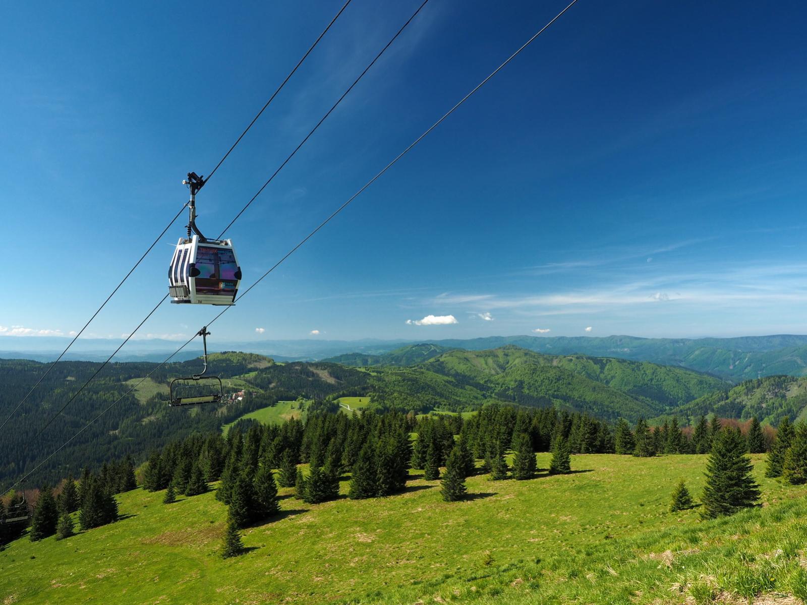 lanovka nova hola donovaly - dovolenka na slovensku