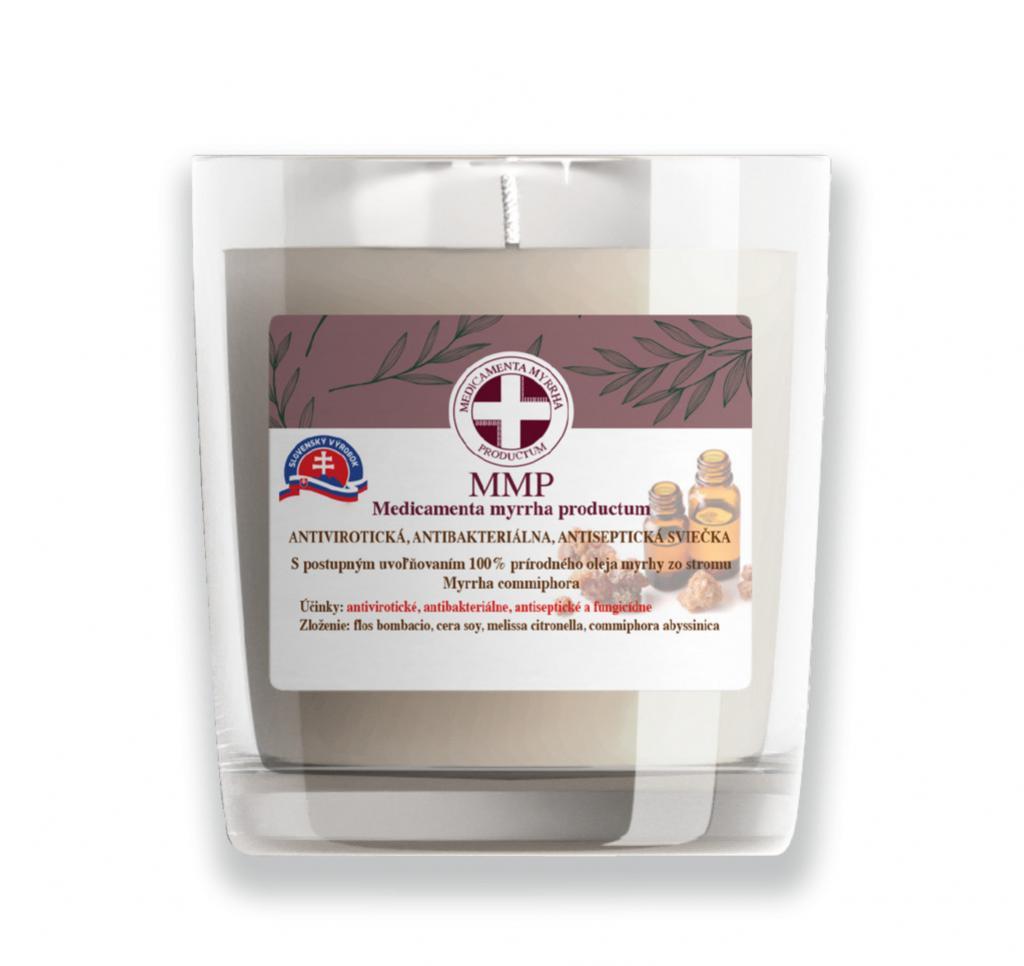 leicva antibakterialna sviecka myrha a medovka