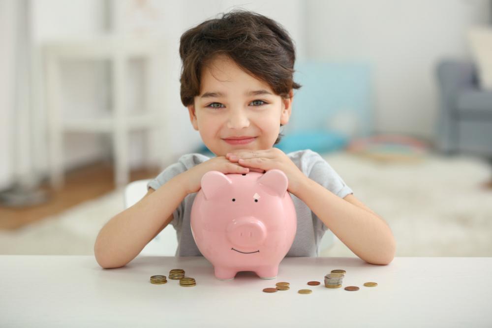 financna gramotnost deti