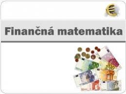 financna matematika na GCM nitra - primacky 2021/2022
