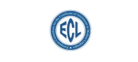 inlingua Nitra ECL certifikáty