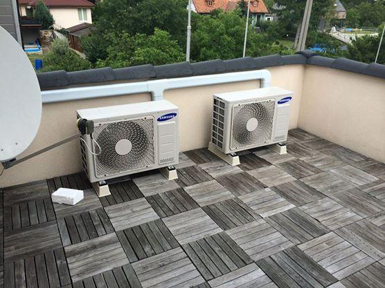 Klimatizácia, vzduchotechnika, vykurovanie - GAMA MONT Nitra