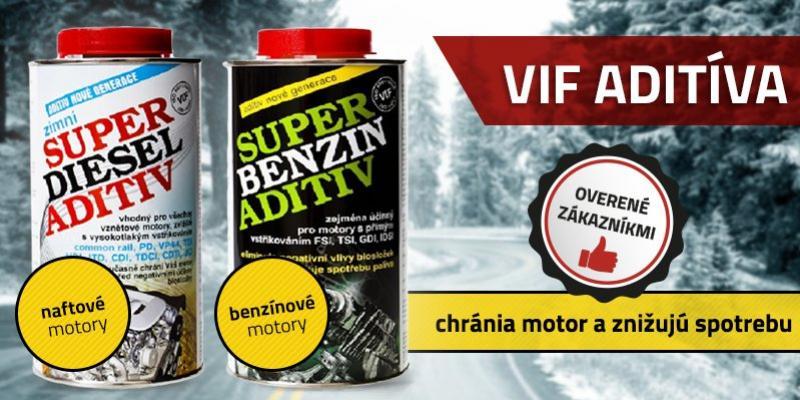 Vif Aditiva Topmotors Nitra