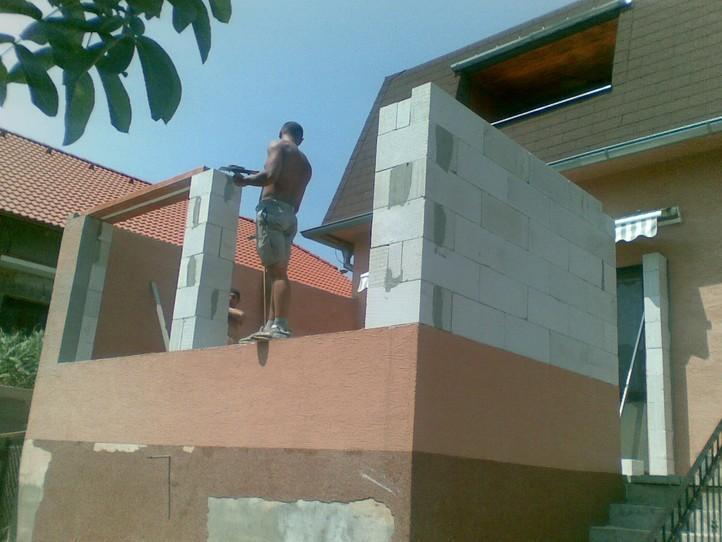 murárske práce Dojčan