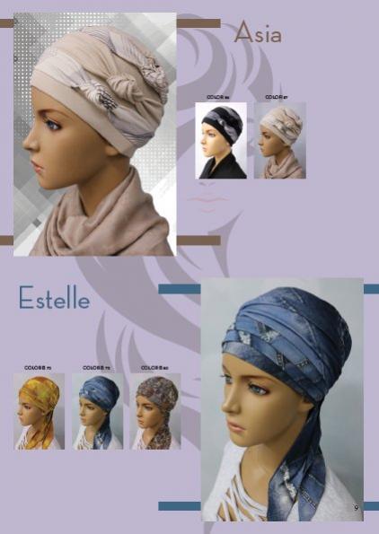 Luxotic parochňové štúdio Nitra parochne turbany