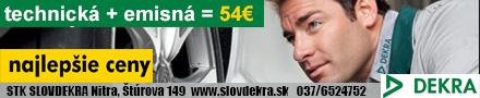 STK Nitra Slovdekra