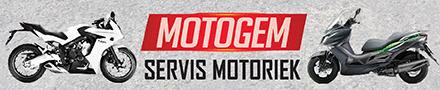 Motogem - Servis motoriek
