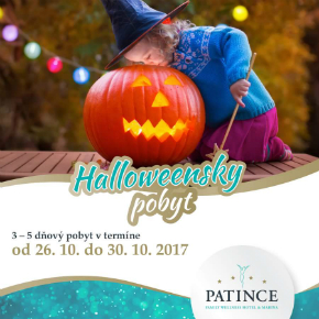 Patince Family Wellness Hotel & Marina - Halloweensky pobyt