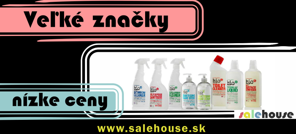 salehouse  Veľké značky nízke ceny