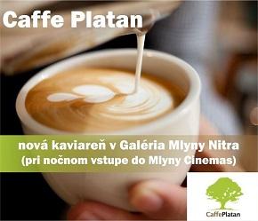 Kaviareň Platan Caffe Mlyny