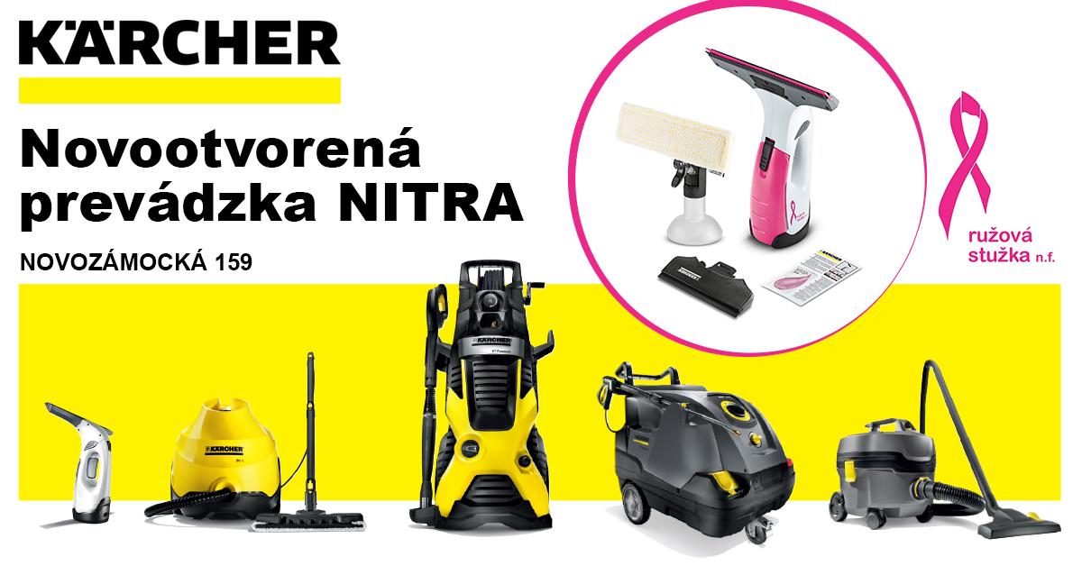 Karcher Nitra