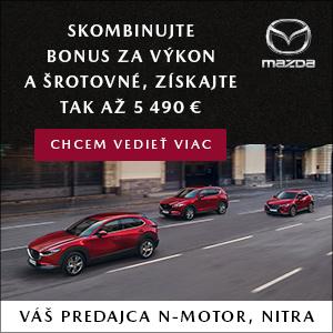 Mazda bonusy