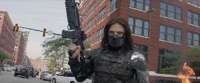 美國隊長2 : 酷寒戰士 (Captain America: The Winter Soldier)  劇照