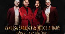 Vanessa Sarkozi & Miloš Bihary Gypsy Jazz Project - PRE-STO
