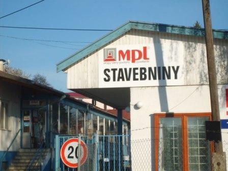 Stavebniny MPL TRADING spol. s r.o. Nitra - Hrubá stavba  c3c0840a261