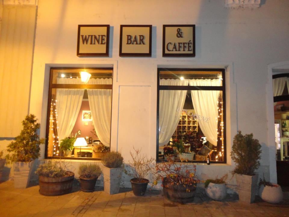 WineBar&Caffe Nitra - raj slovenských a - Služby a rôzne