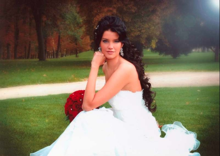 b16ea97219bb Salón krásy Monika- exkluzívny svadobný účes - Gastro