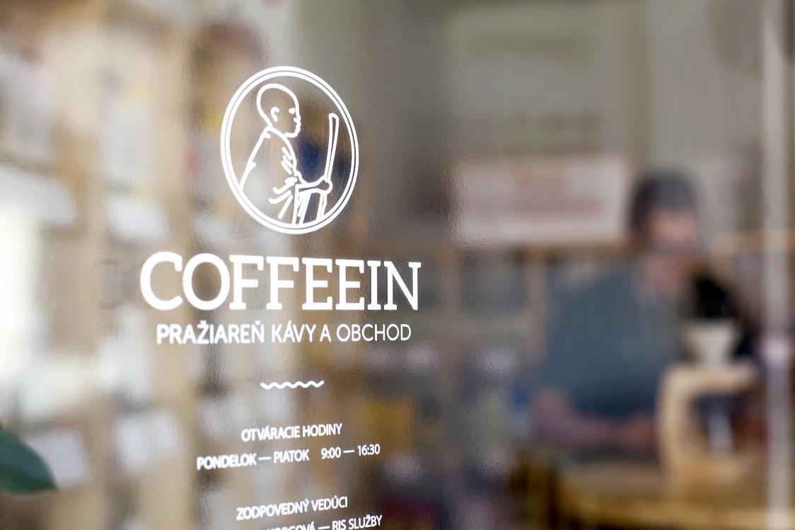 COFFEEIN – obchod s kávou v centre Nitry - Katalóg firiem  54db9ea3d51