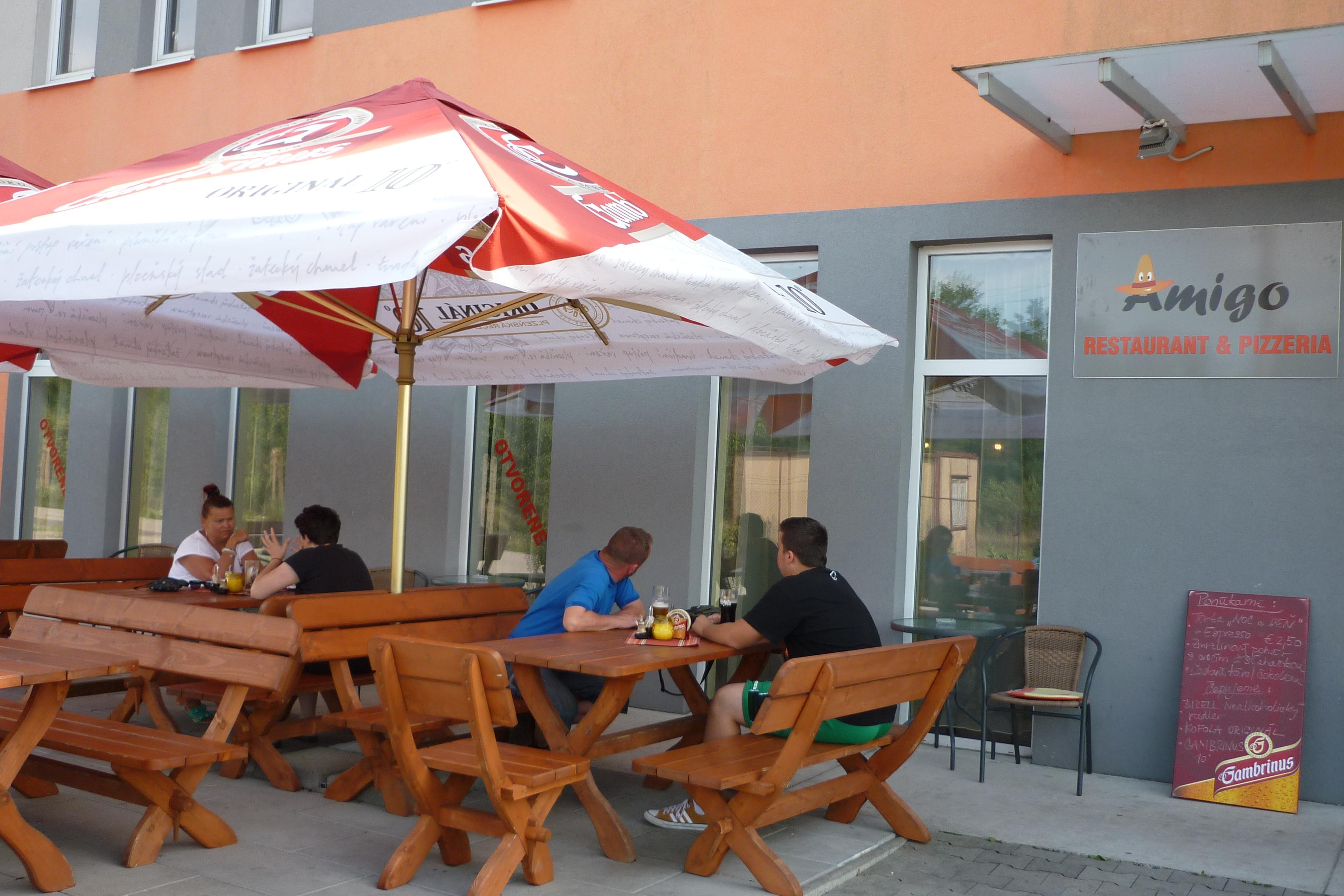 28cbb83aa Restaurant & Pizzeria Amigo - Gastro   moja Nitra